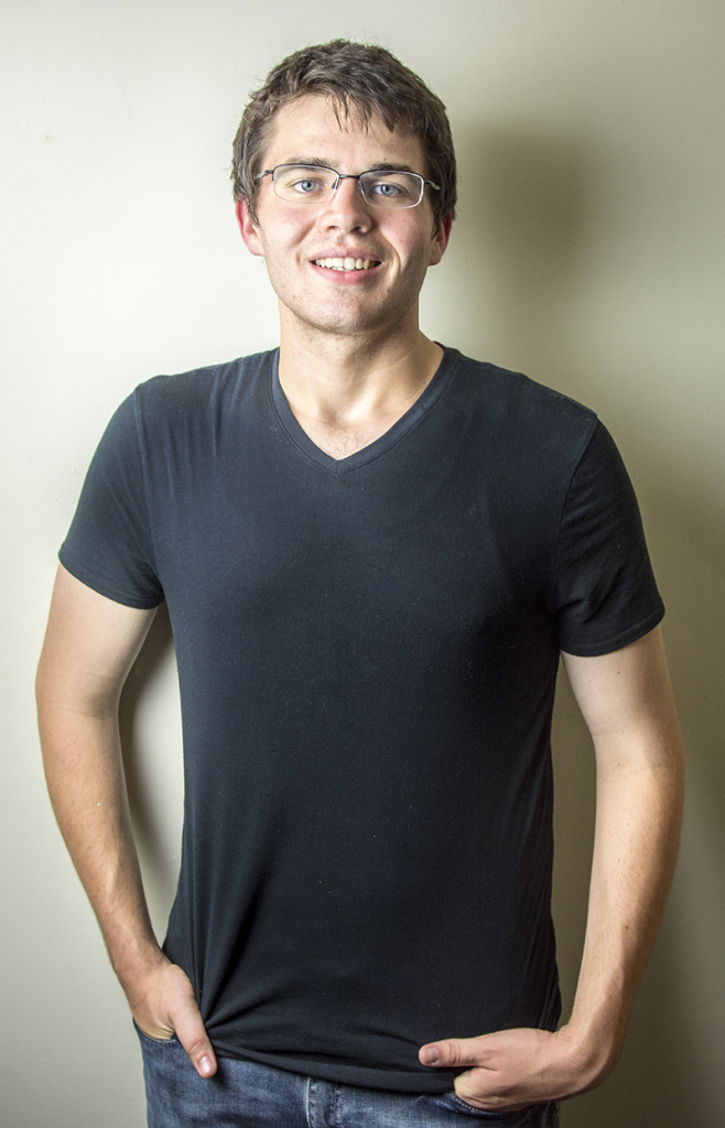 Jeremy Ervin, Assistant Editor
